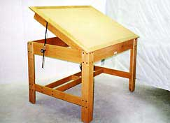 Photo of Four-Poster Light Table