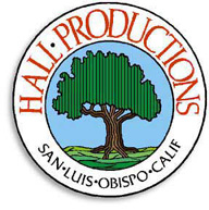 Hall Productions Logo